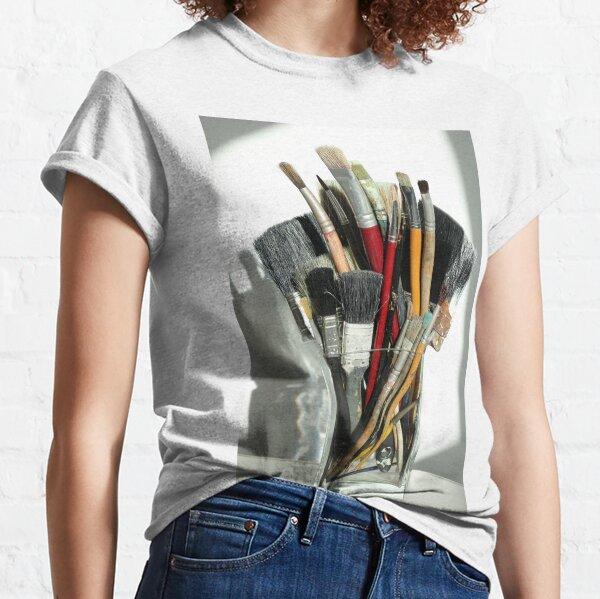 Paint Brushes  Classic T-Shirt