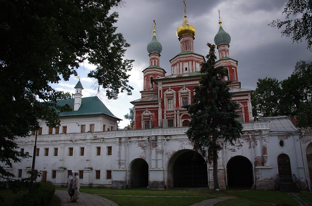 Russia, Moscow, 2012 - Novodevichy Convent by Derek  Rogers