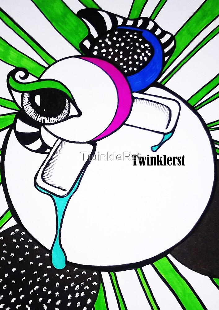 Hubba Bubba Thoughts- 2014  by TwinkleRst