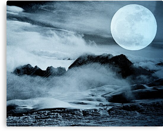 Moonlight by MEV Photographs