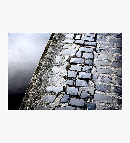 Quay Stone Capers Photographic Print