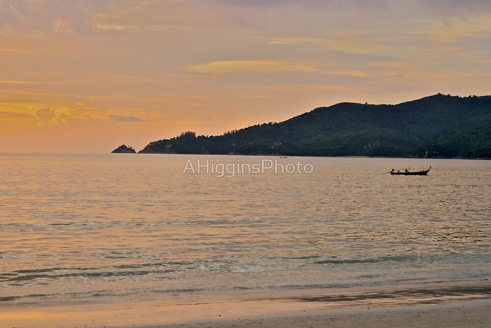 Patong Sunset by LoveAphoto