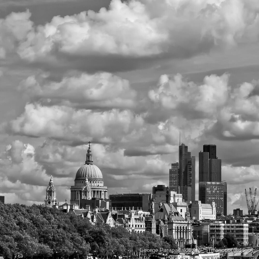 London's Architectural Medley by George Parapadakis ARPS (monocotylidono)