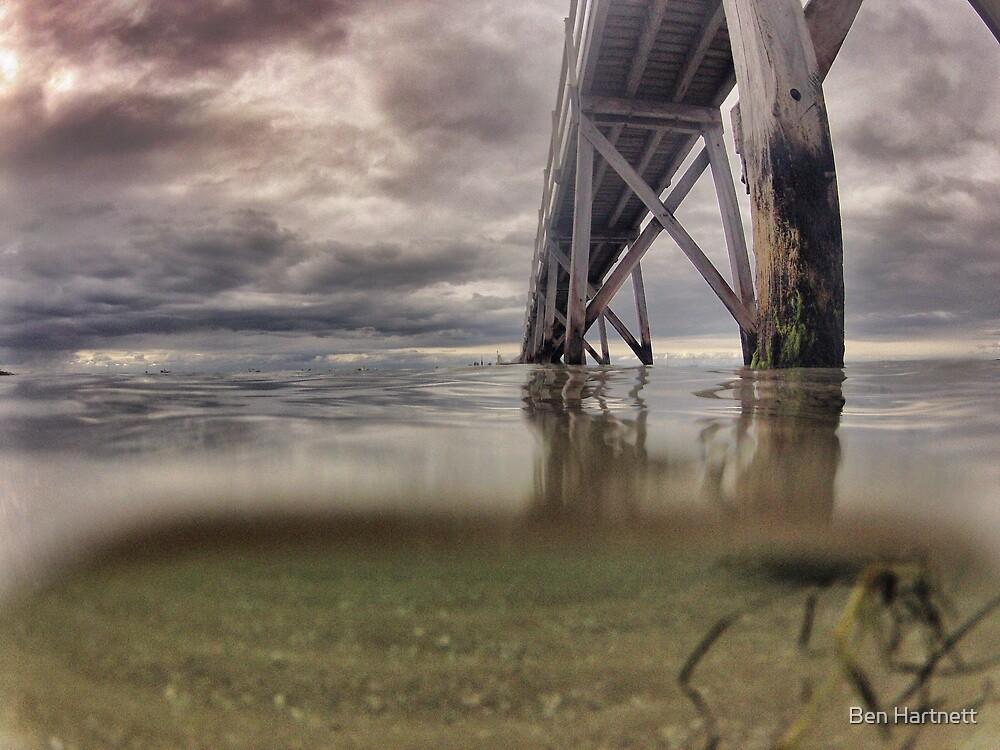 Water level  by Ben Hartnett