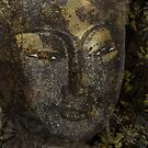 Patched Buddha Décor  by KelseyGallery