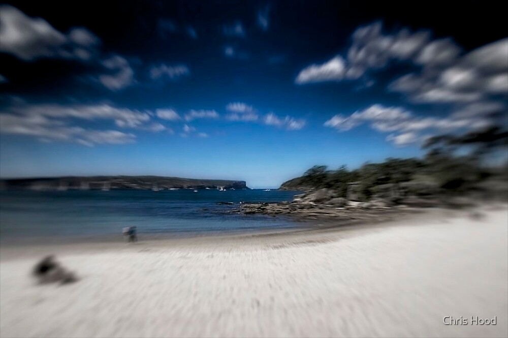 Transcending at Balmoral Beach by Chris Hood