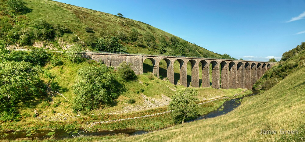 Smardale Gill Viaduct by Jamie  Green