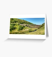 Smardale Gill Viaduct Greeting Card
