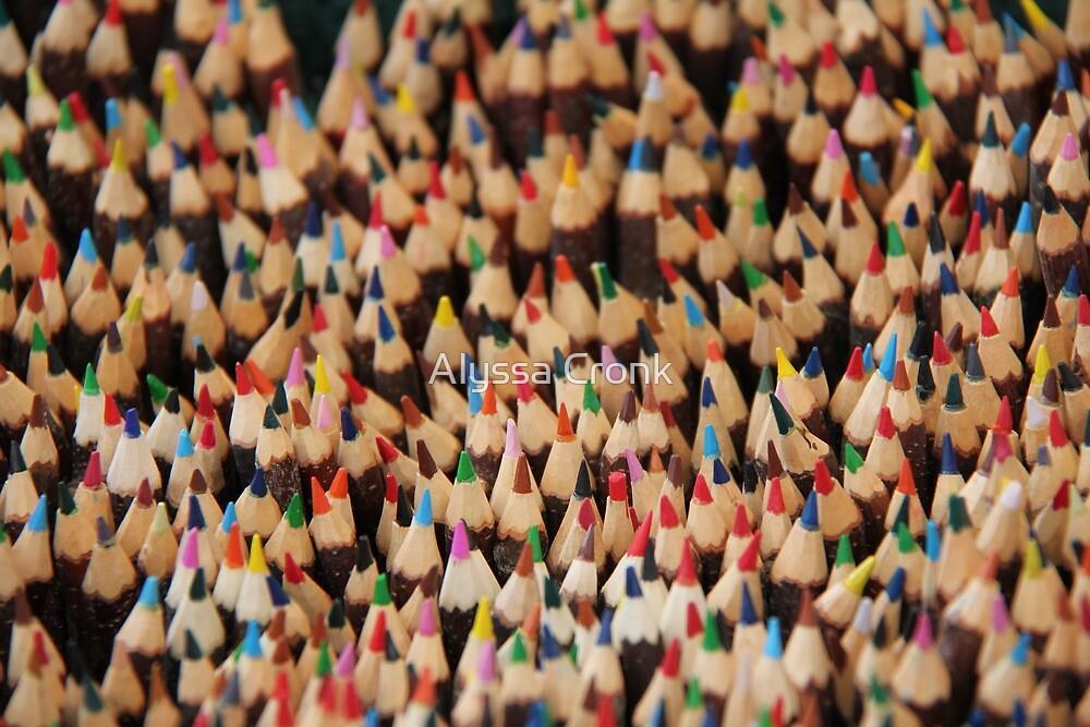 Finnish Pencils by Alyssa Passlow
