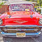 57 Chevy by mikepaulhamus