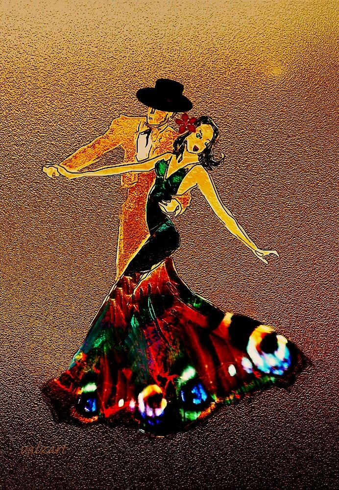 La Fiesta  by Valerie Anne Kelly