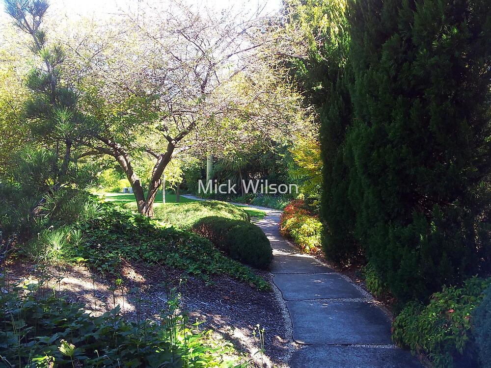 Adelaide Himeji Garden by Mick Wilson