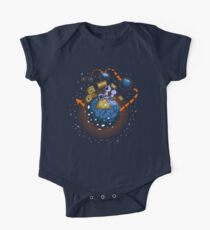 Intergalactic Hitchhikers One Piece - Short Sleeve