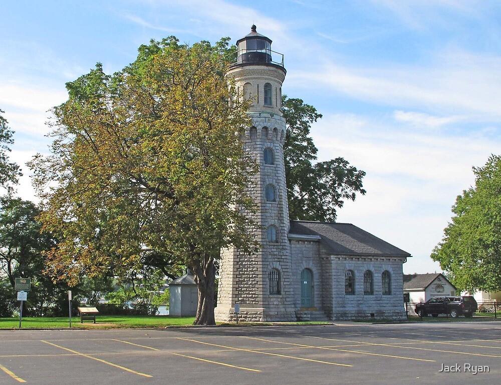 Fort Niagara Lighthouse by Jack Ryan