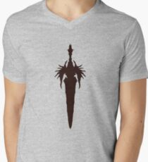 Soul Edge 5 Mens V-Neck T-Shirt
