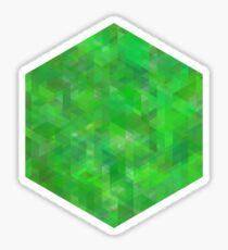 Panelscape #2 Redbubble custom generation Sticker