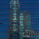 Seoul tower house by Gabor Pozsgai