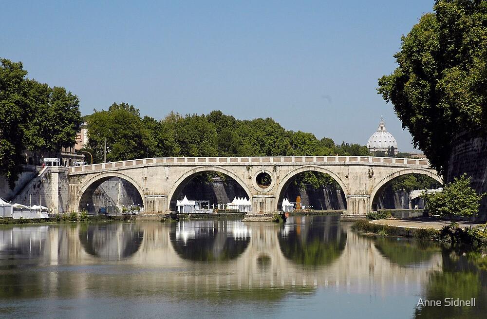 Roman Bridge by Anne Sidnell