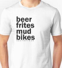 Cyclocross Unisex T-Shirt