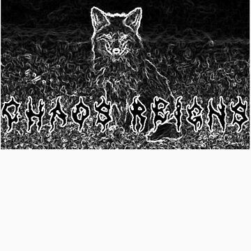 fox chaos t by sfishend