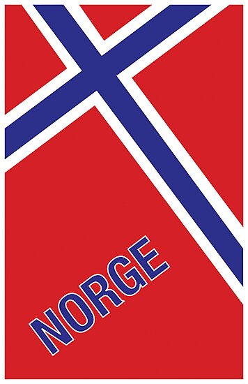 Norge by blaza1141