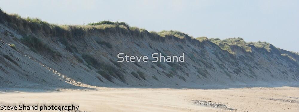 norfolk dunes by Steve Shand