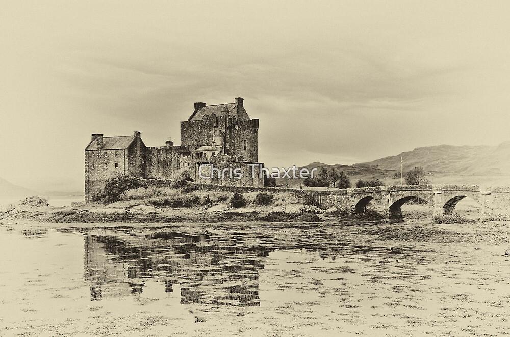 Eilean Donan Castle by Chris Thaxter