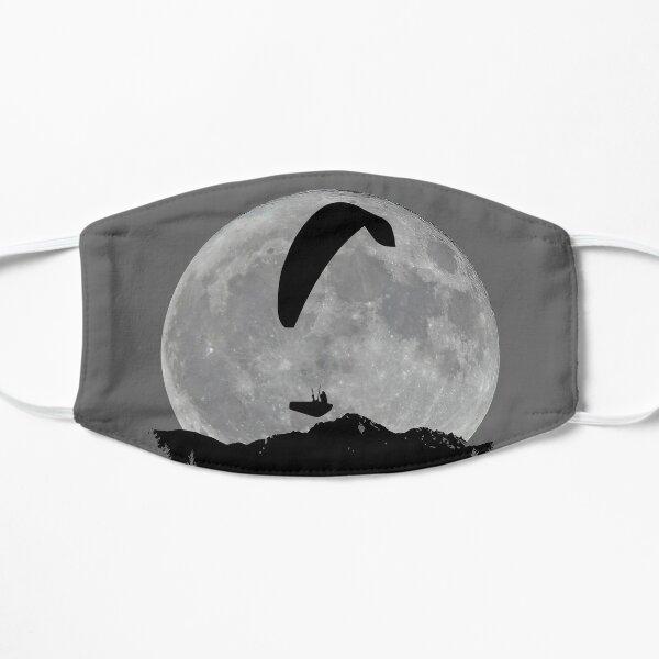 Vollmondflug Flache Maske