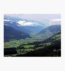 Kärnten, Carinthia, Austria, Photographic Print