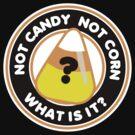 Candy Corn by DetourShirts