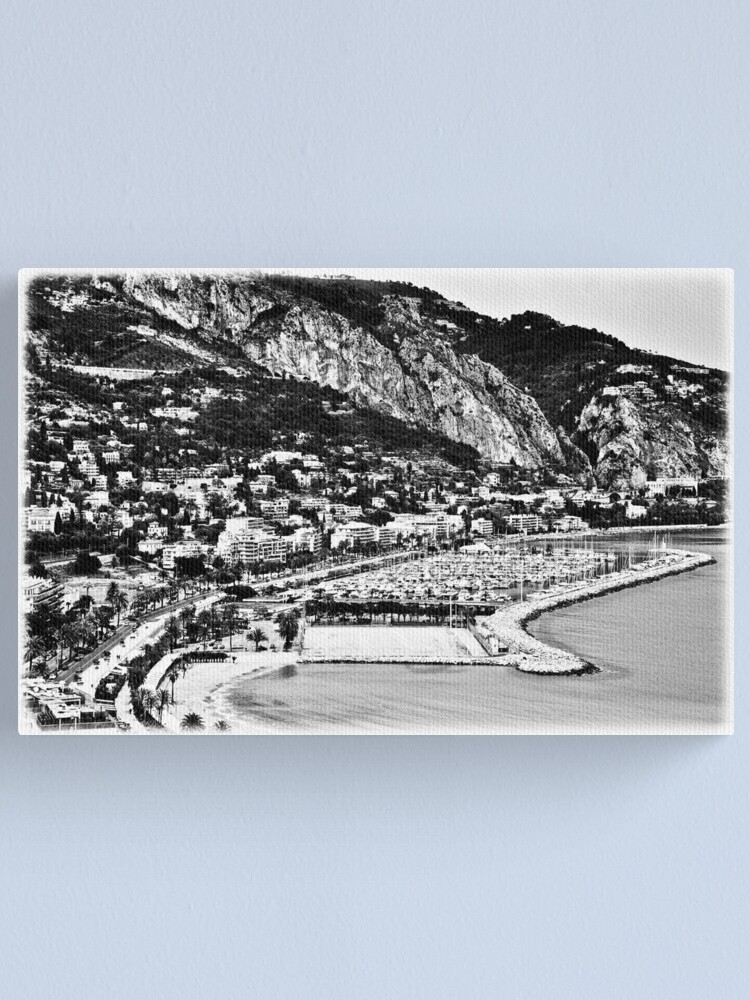 Alternate view of Southern see Canvas Print