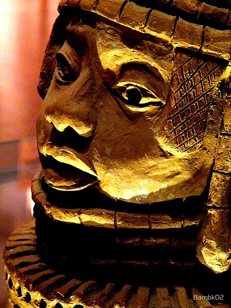 African Sculpture 1 by Barnbk02