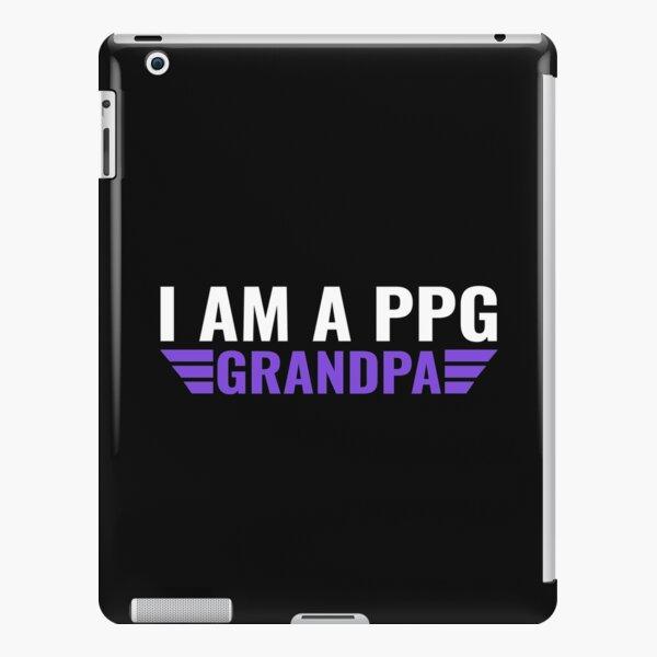 I am a PPG Grandpa iPad Snap Case