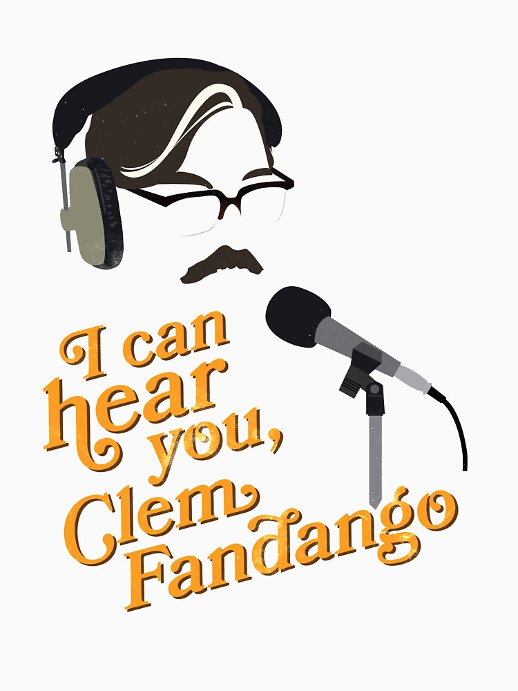 "TShirtGifter presents: Toast of London - ""I can hear you, Clem Fandango"" 