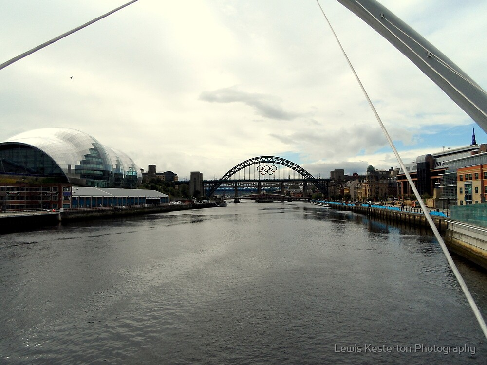 Tyne View by Lewis Kesterton Photography