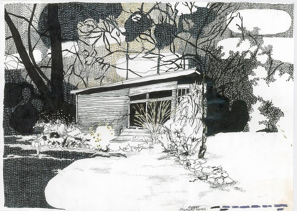 sweet memory house by metteblicher
