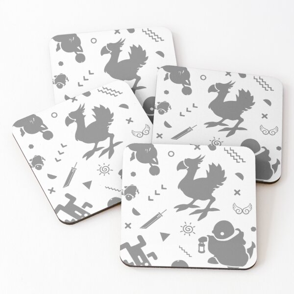 Final Fantasy Medley Coasters (Set of 4)