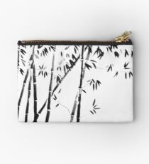 bamboo forest Studio Pouch