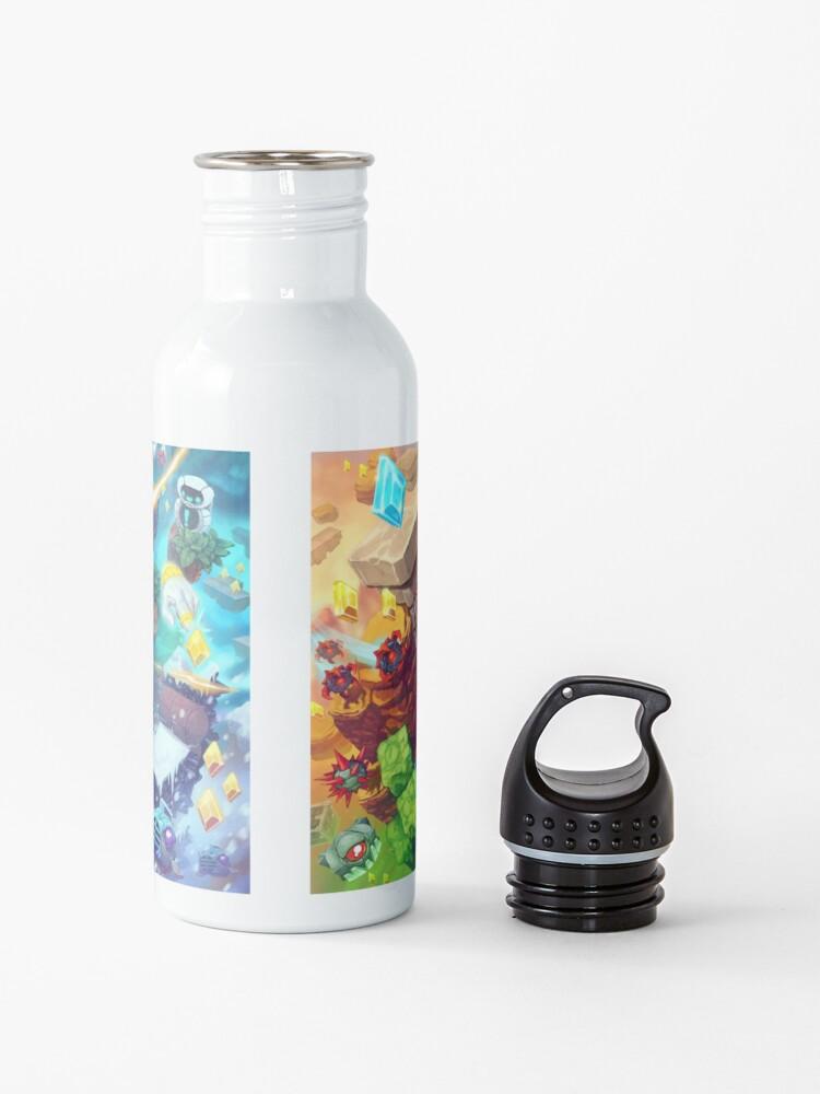 Alternate view of Levelhead Water Bottle