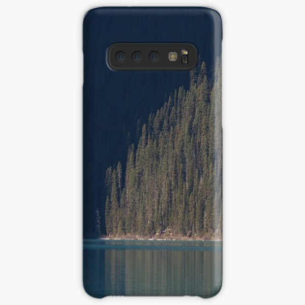 Light on the Shore of Lake Lousie Samsung Galaxy Snap Case