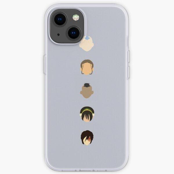 Team Avatar iPhone Flexible Hülle