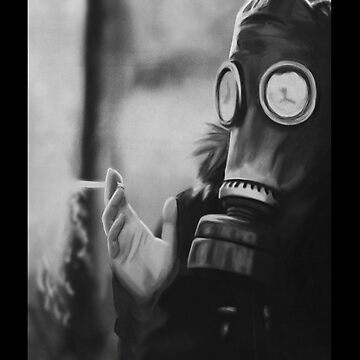 Gas Mask by kwinz