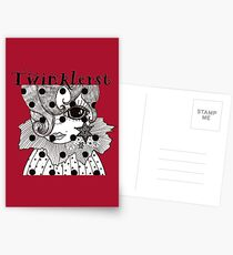 Spot Land Dream – 2011 Postcards