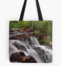 mink river falls Tote Bag