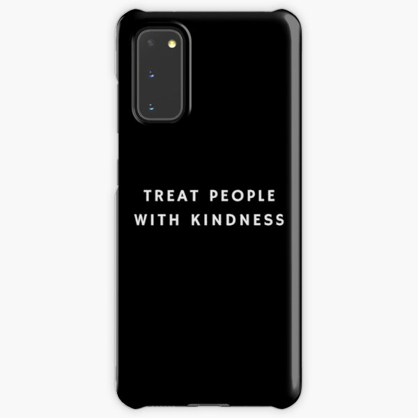 ser amable camisa Funda rígida para Samsung Galaxy
