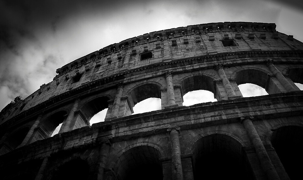 colosseo by Roverguybm