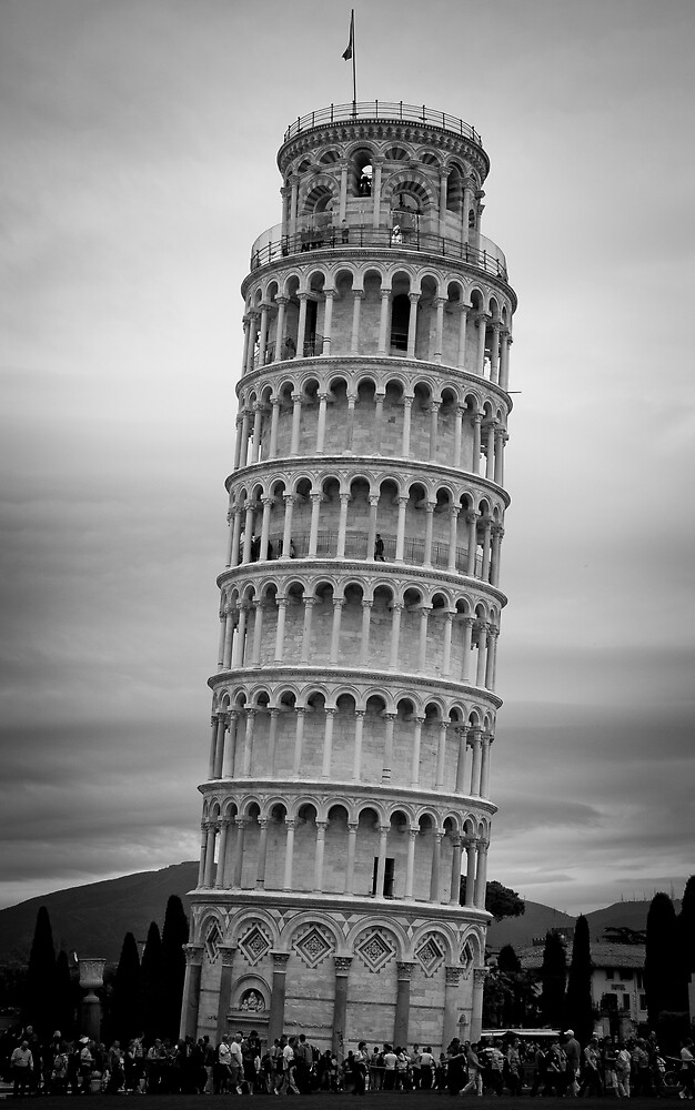 Leaning Tower by Roverguybm