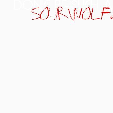 sourwolf by lsabriinar