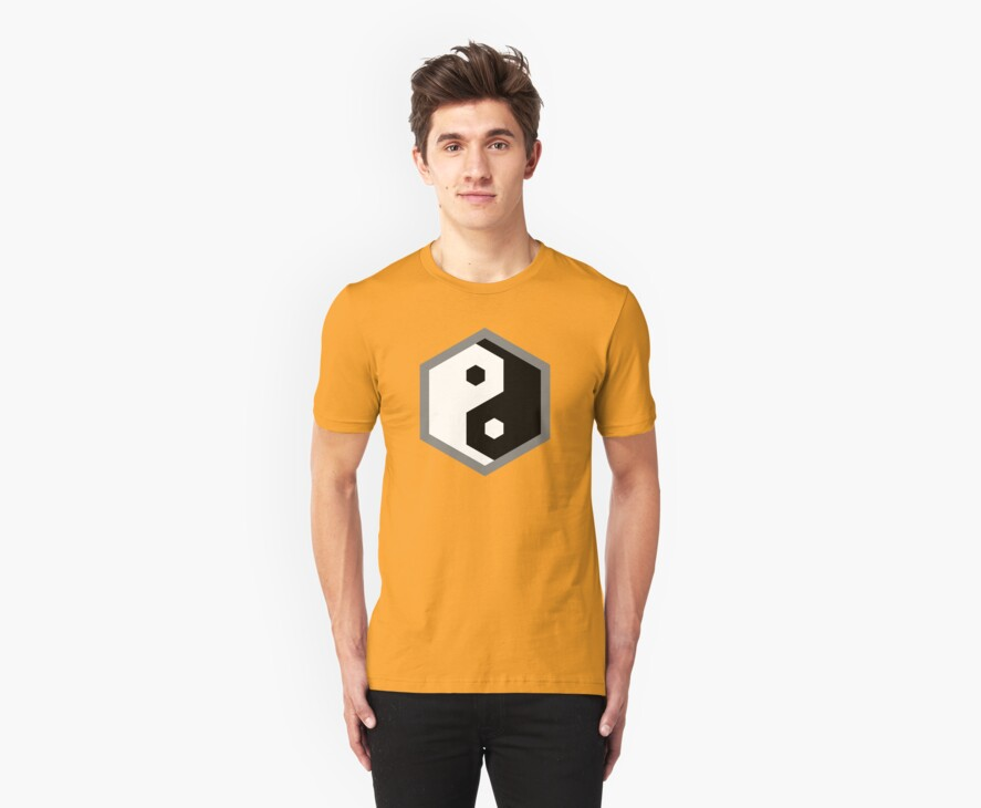 yin yang by kovacs