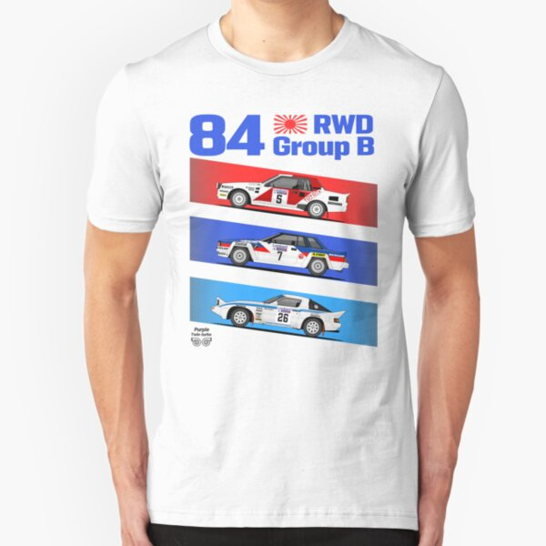 RWD japanese group B Slim Fit T-Shirt